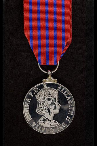 FULL SIZE BRITISH GEORGE MEDAL GM MEDAL RIBBON