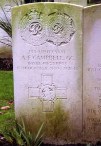 Campbell Grave